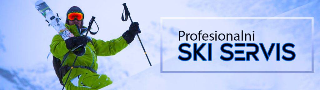 Profesionalni servis skija u Bosni i Hercegovini