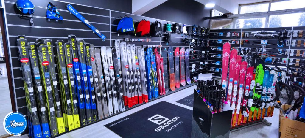 Prodavnica skijaške opreme M-Bike Shop