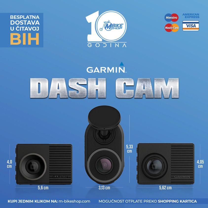 Garmin Dash Cam najbolje kamere za snimanje puta i vožnje