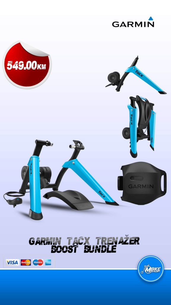 Odlicna ponuda Tacx Boost Bundle u M-bike Shop-u.